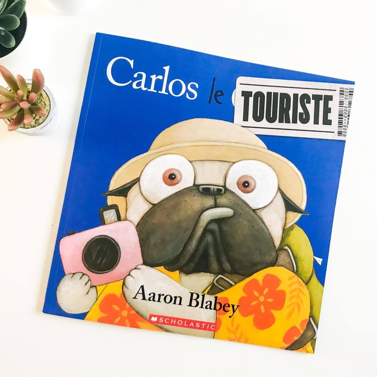 CARLOS LE TOURISTE