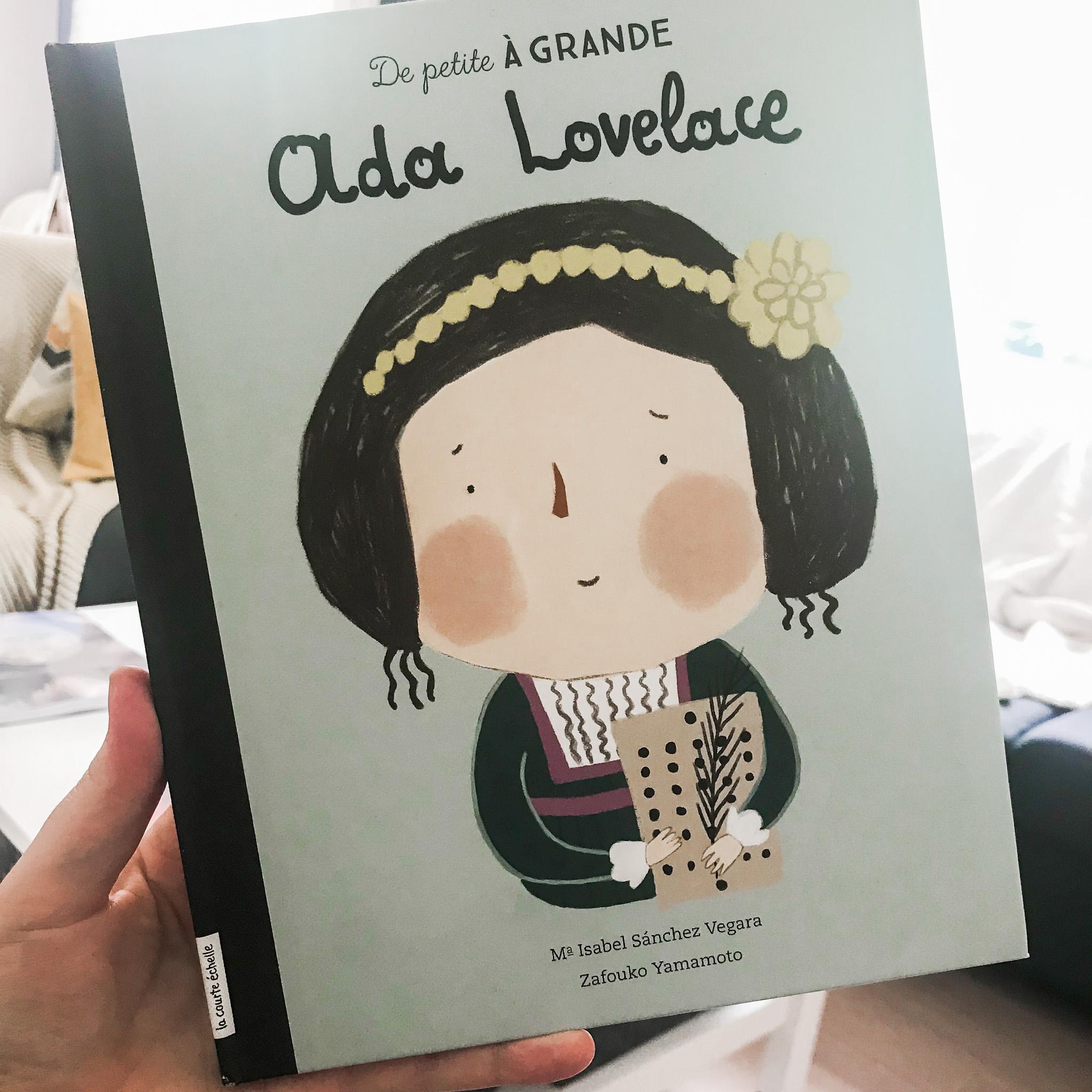 Ada Lovelace (La Courte Échelle)