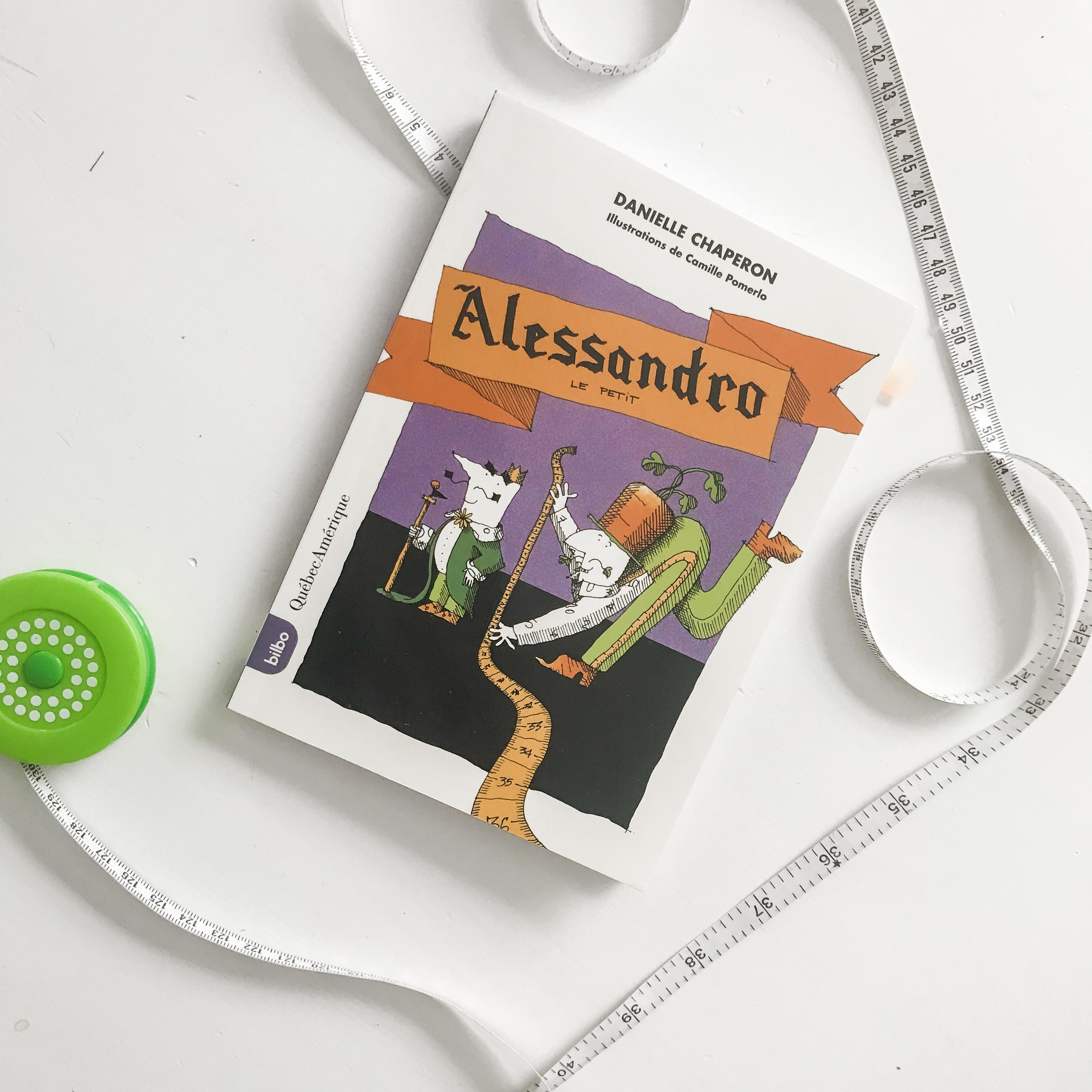 Alessandro (Québec Amérique – Service de presse)