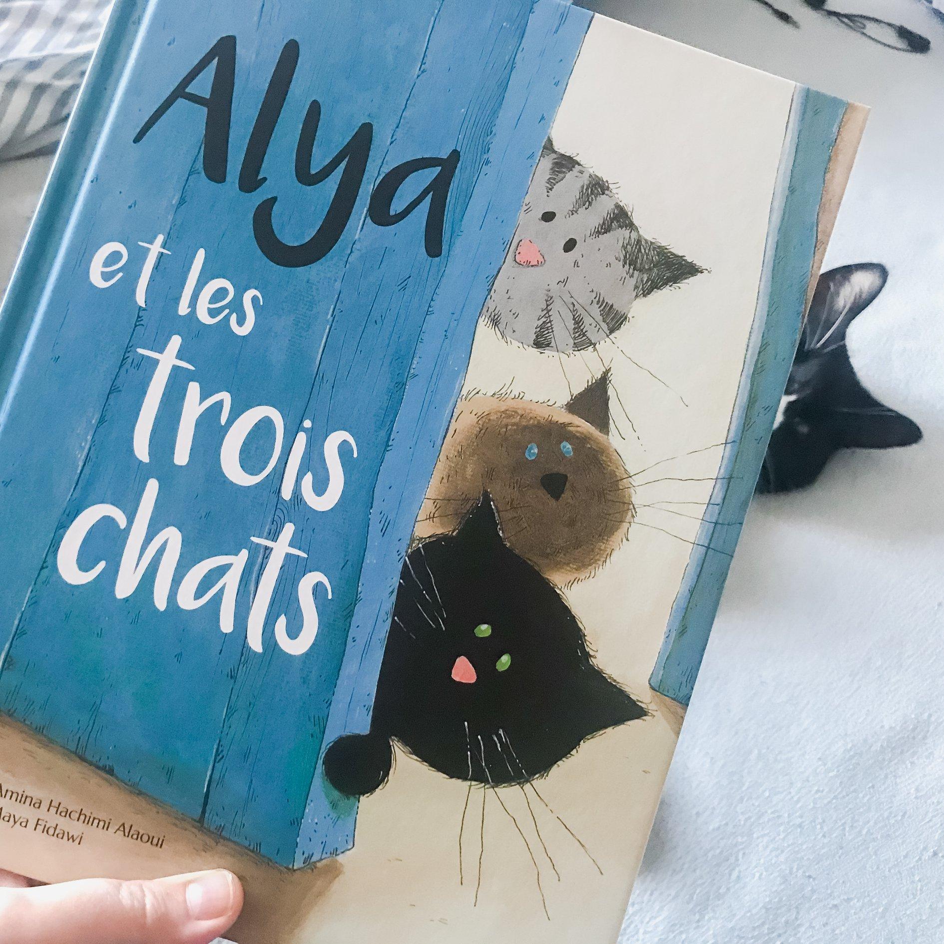 ALYA ET LES TROIS CHATS (Crackboom)