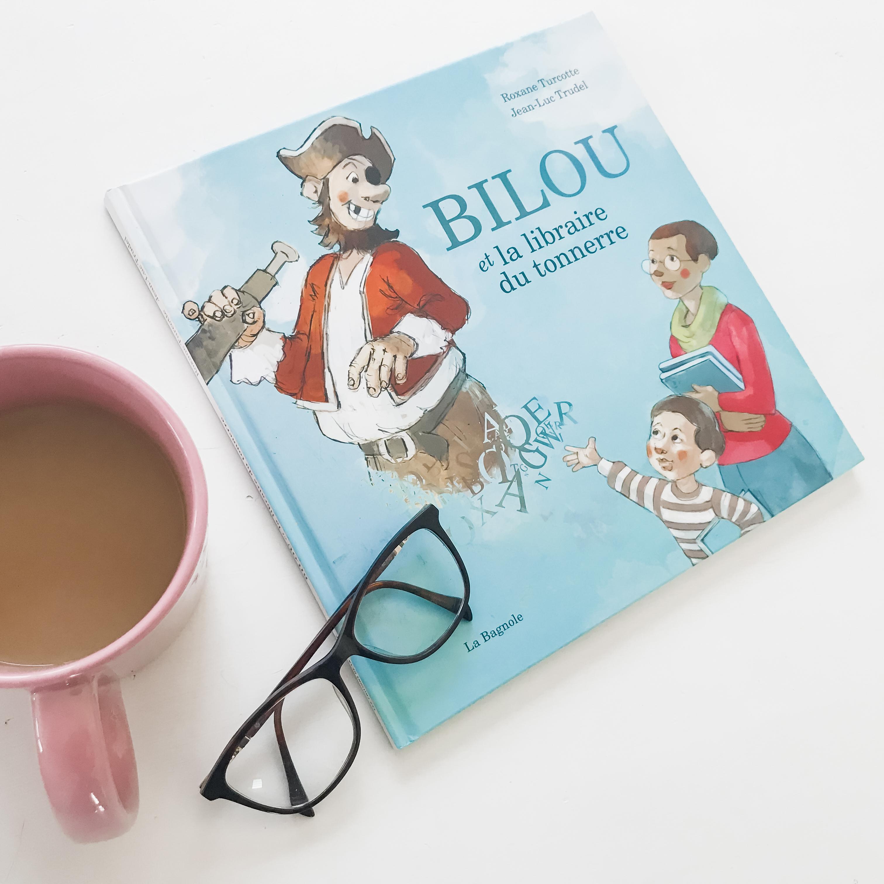 BILOU ET LA LIBRAIRE DU TONNERRE (Éditions de la Bagnole)