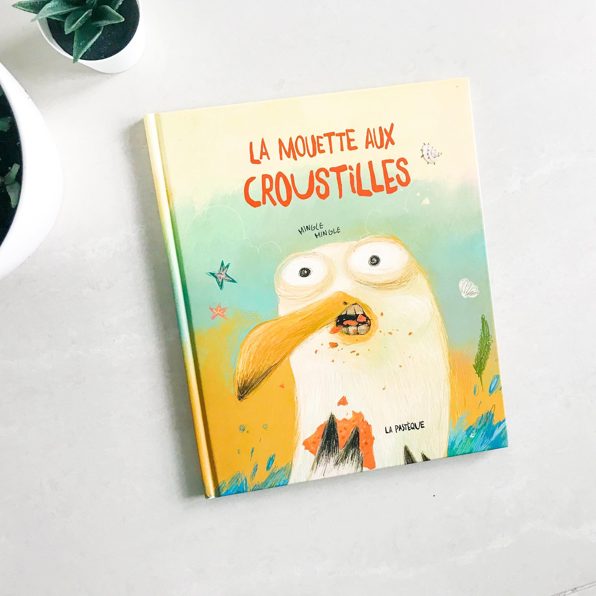 LA MOUETTE AUX CROUSTILLES, La Pastèque
