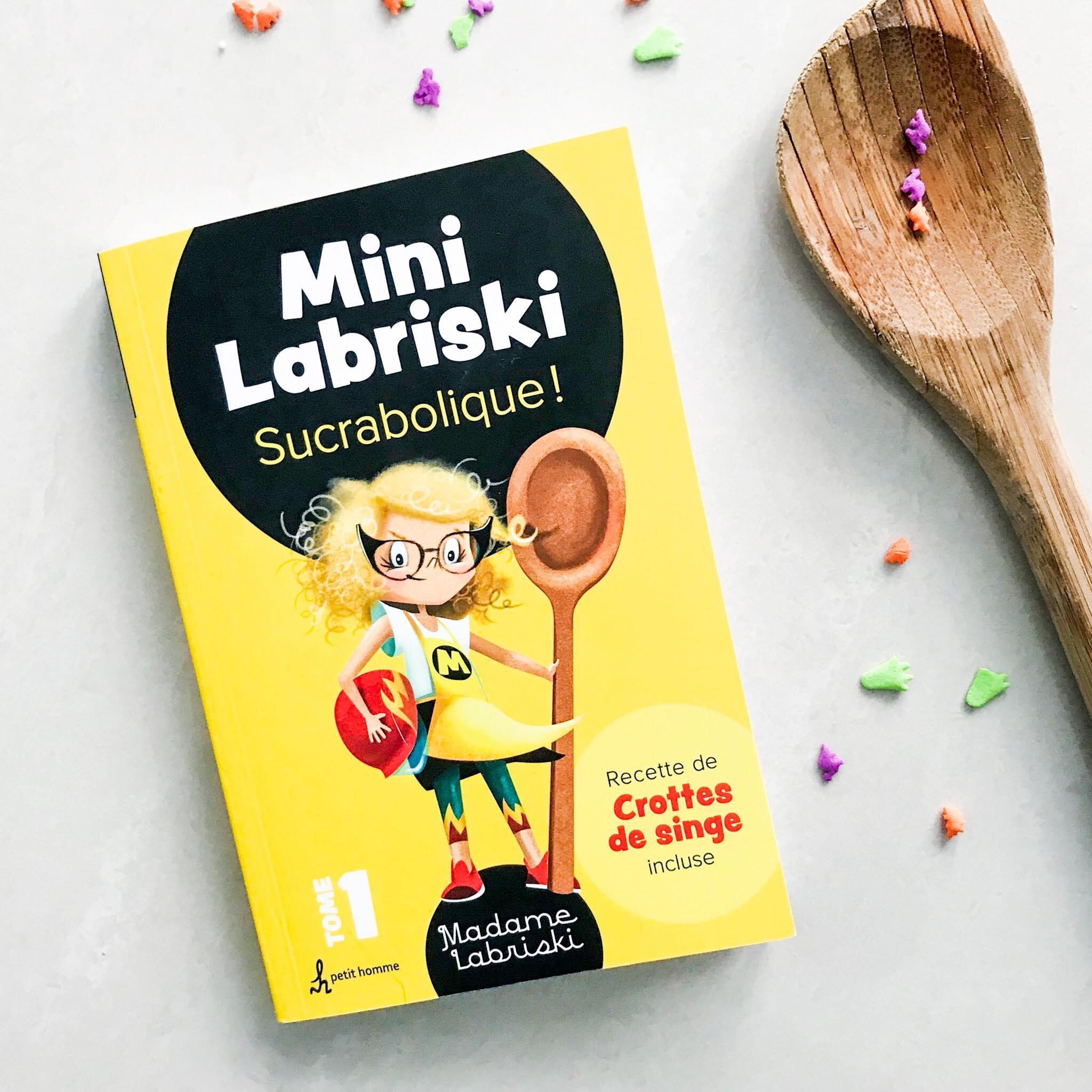 Mini Labriski – Sucrabolique (Petit homme)