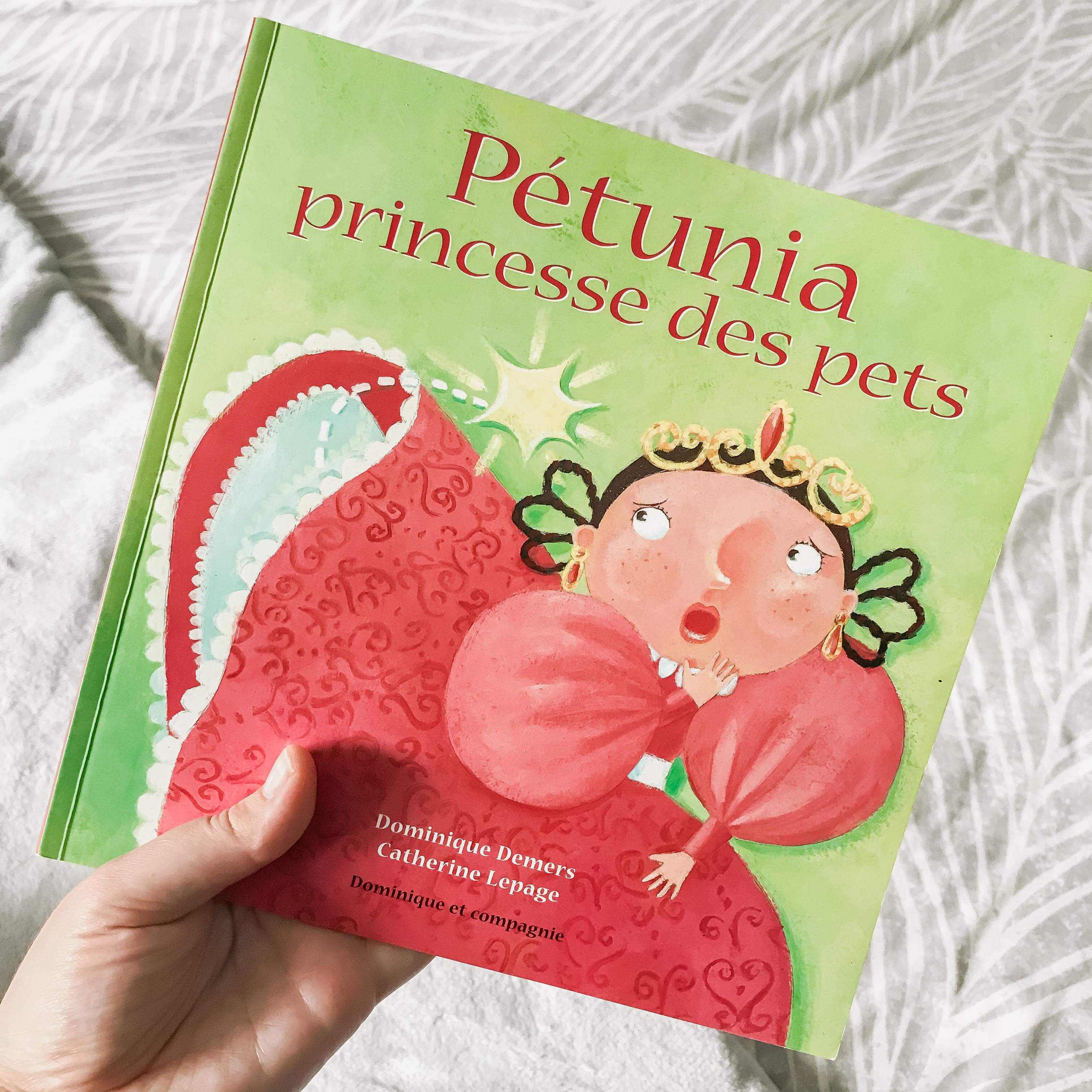 Pétunia princesse des pets (Dominique et compagnie)