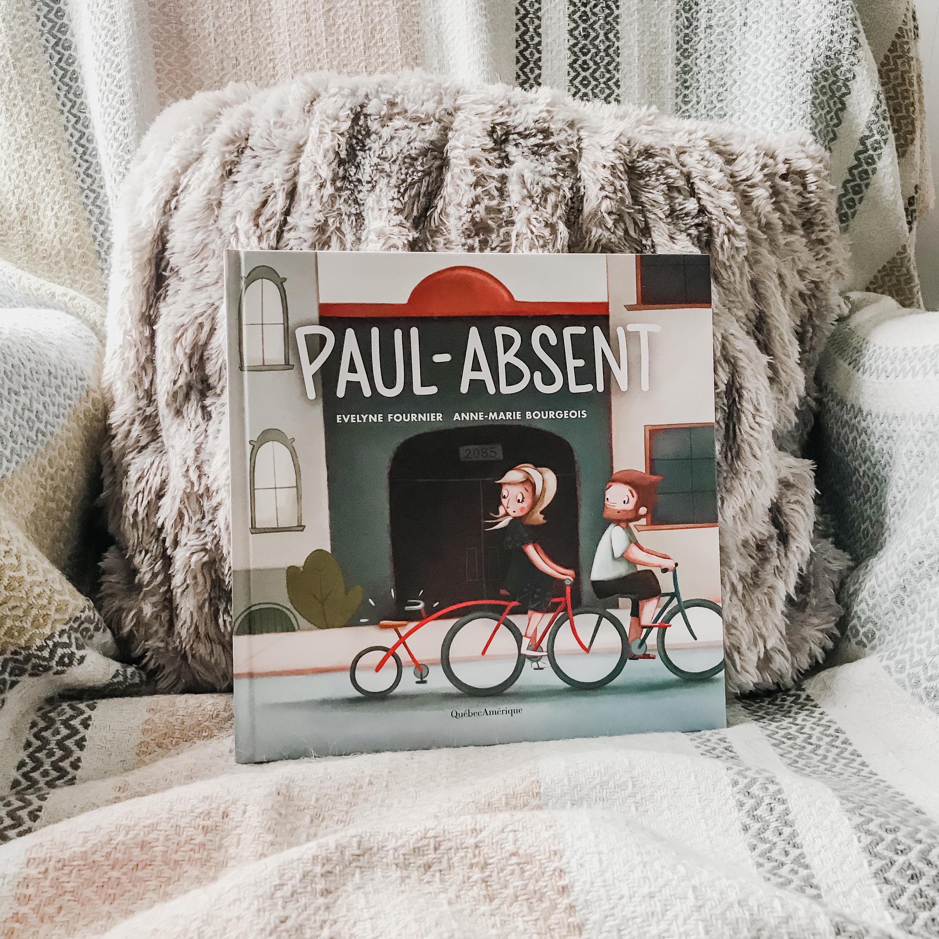 PAUL ABSENT (Québec Amérique)
