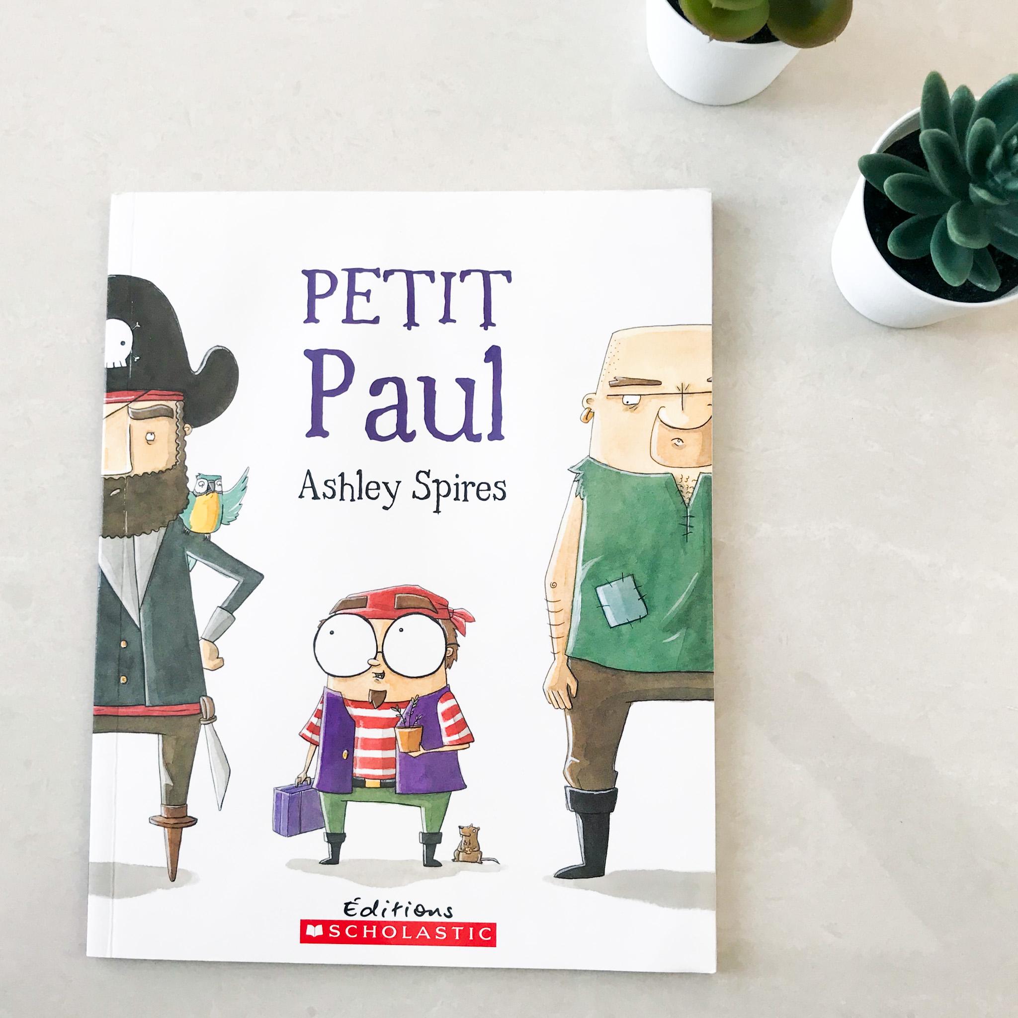 Petit Paul (Scholastic)