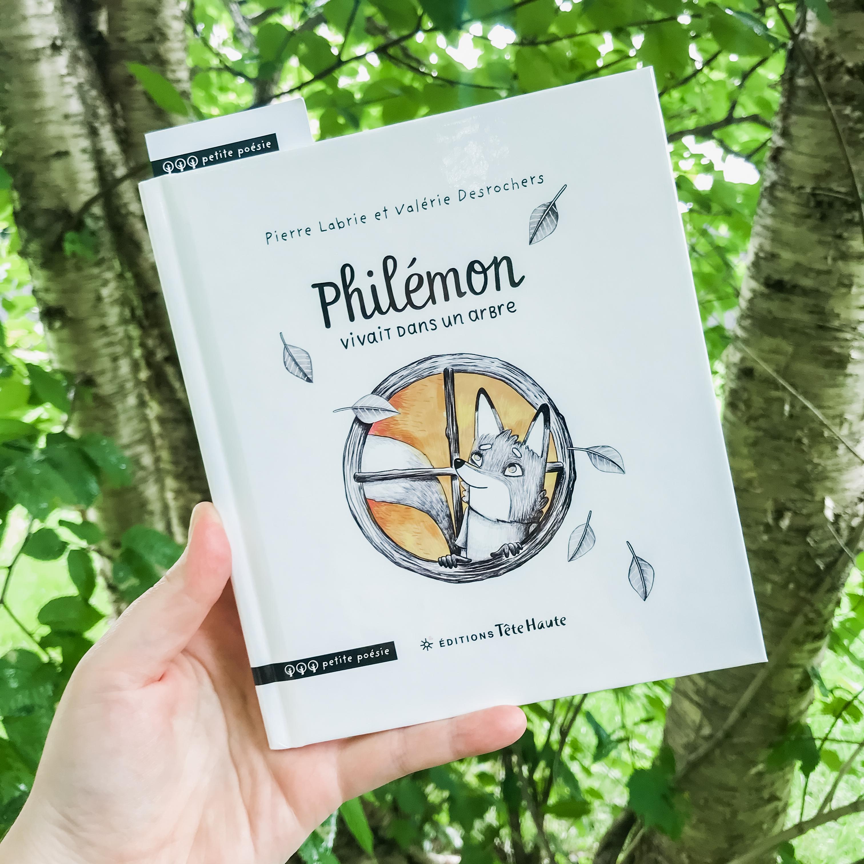 Philémon vivait dans un arbre