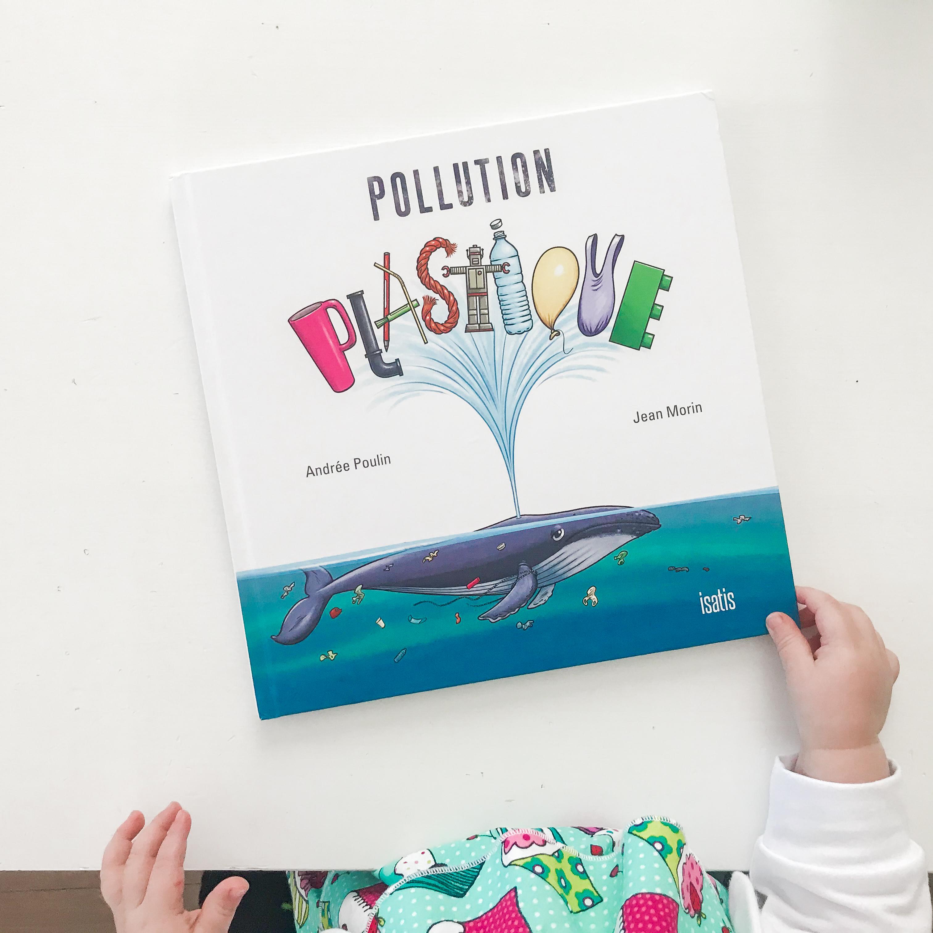 Pollution plastique (Isatis)