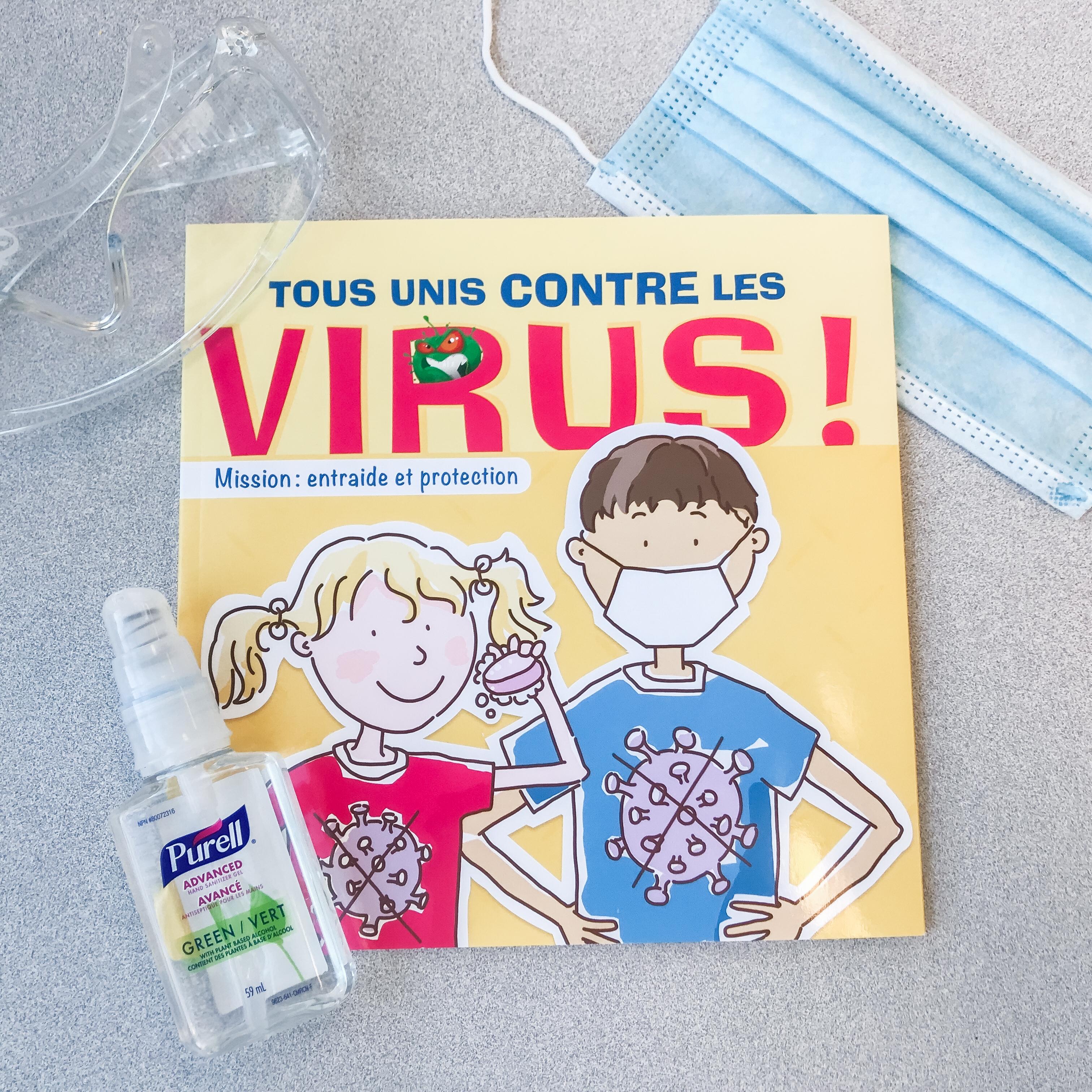 Tous unis contre les virus (Crackboom)